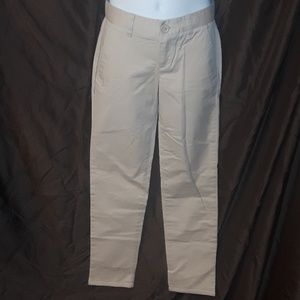 Gap Kids Khaki pants with pockets and Tighteners